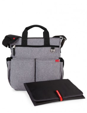 Bolso Duo Heather gray