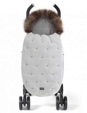 Saco capucha silla ROMEO gris