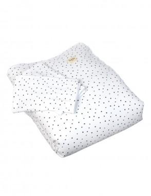 Nordico minicuna white star