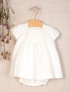 Vestido + braguita lino