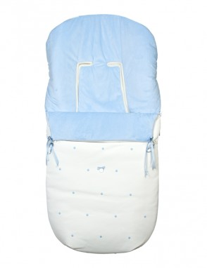 Saco silla PBP azul