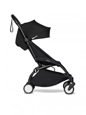 Pack 6 meses + black. Textil silla
