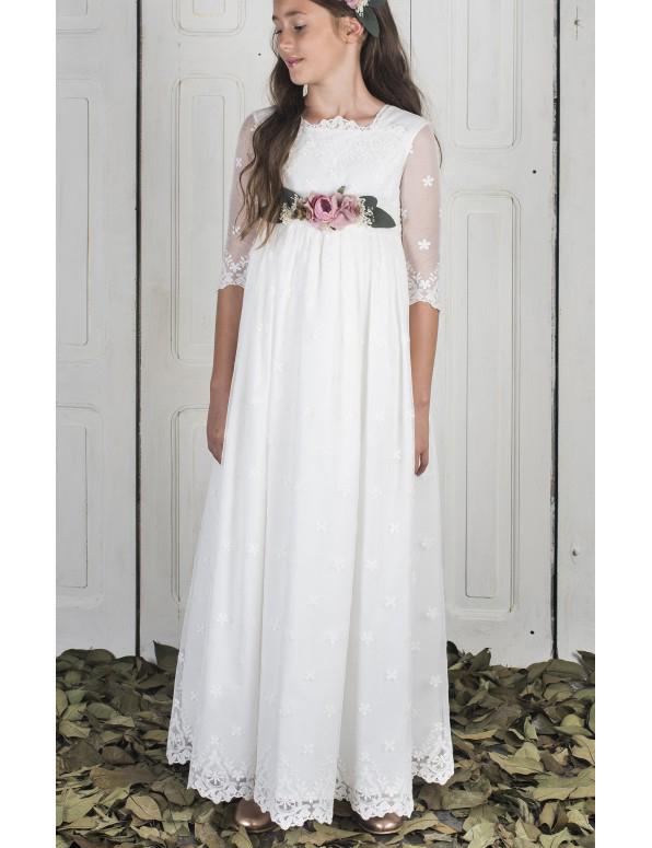 La rana vestidos de comunion 2019